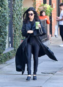 LOS ANGELES, CA - FEBRUARY 22: Kourtney Kardashian is seen on February 22, 2018 in Los Angeles, California.  (Photo by BG008/Bauer-Griffin/GC Images)
