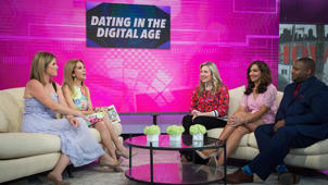 a woman sitting on a bench: Dating dos and don'ts for the digital age: DO have the right mindset