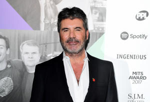 Music Industry Trusts Award 2017 - London Simon Cowell attending the Music Industry Trusts Award in aid of charities Nordoff Robbins and Brit Trust at the Grosvenor House Hotel, London.
