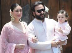 Sonam's wedding: Taimur steals the limelight!