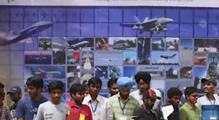 Model planes fly high at IIT Delhi