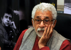 Naseeruddin on his upcoming film Hope Aur Hum