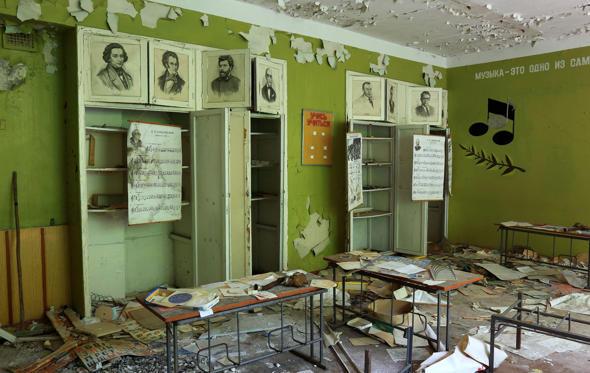 Slide 25 de 25: Chernobyl