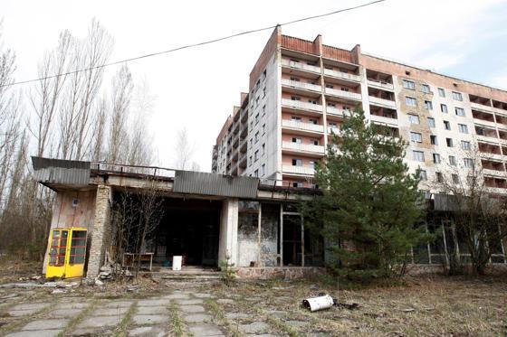 Slide 3 de 25: Chernobyl