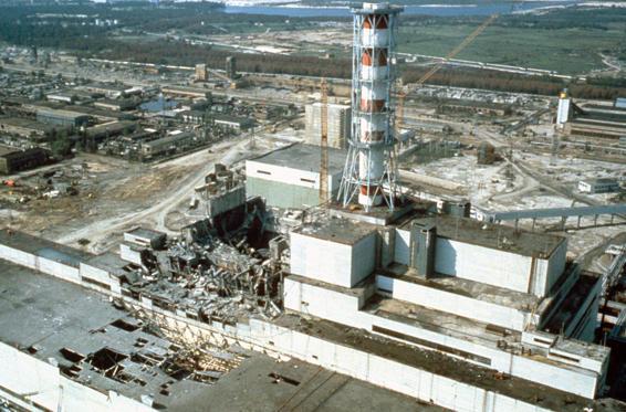 Slide 12 de 25: Chernobyl