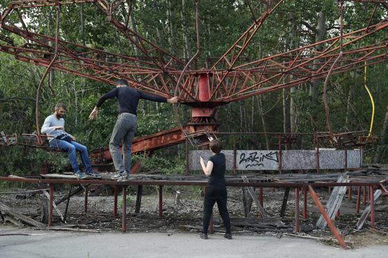 Slide 17 de 25: Chernobyl