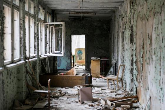Slide 20 de 25: Chernobyl