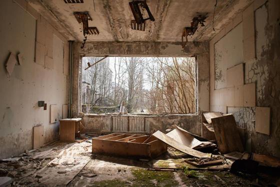 Slide 1 de 25: Chernobyl