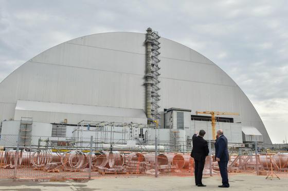 Slide 14 de 25: Chernobyl