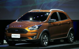 Ford Freestyle launched in India