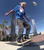 Skater in his 60s shows age is just a number