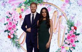 Wax Sculpture of Meghan Markle
