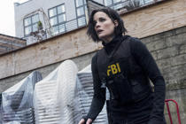 Pictured: Jaimie Alexander as Jane Doe