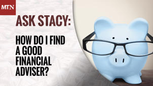 a close up of a logo: How Do I Find a Good Financial Adviser?