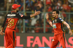 'Chahal's form one of RCB's main worries'