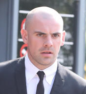 Football star Gibson avoids jail term over second drink-drive offence