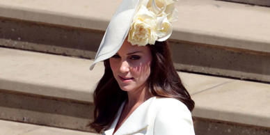 Kate Middleton Debuted a Massive New Ring