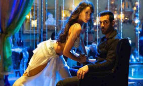 Nora Fatehi recreates Sushmita's 'Dilbar' song
