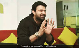 Prabhas said that the team wanted to keep everything 'real.' (Image courtesy: Instagram)