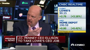 Shakeup at JC Penney as CEO Ellison leaves to take top spot at Lowe's