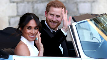 Duchess of Sussex Meghan Markle and Prince Harry.