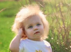 Little girl has ultra-rare condition that makes her hair 'uncombable'