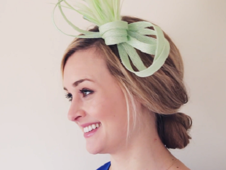 Here's how you can make a fascinator yourself