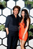 SRK's emotional message for Suhana on her 18th birthday