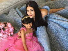 Aishwarya spends quality time with Aaradhya