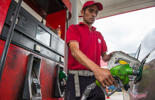 Venezuela's economy may be in severe crisis but the government's strict price restrictions remain in place. While supplies tend to be intermittent and limited, gasoline costs next to nothing in the country and is actually cheaper than bottled water, averaging an astonishing $0.01 (less than 1p) per liter.