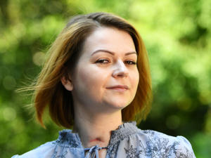 Yulia Skripal said it was shocking that a nerve agent was used against her