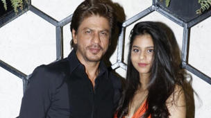 Throwback video: Suhana cutely shouting at SRK