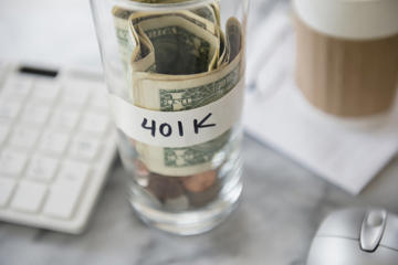 Remember to make a strategy to withdraw money from your 401(k) plan.