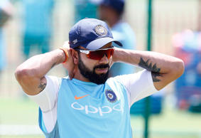Virat Kohli won't play for Surrey due to injury.