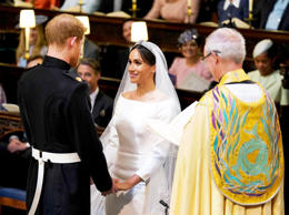 Prince Harry and Duchess Meghan.