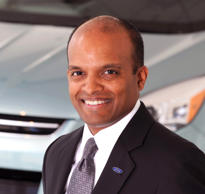 Raj Nair, Ford Group Vice President Product Development.