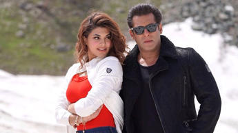 'Selfish' from Race 3 features the actors romancing in the beautiful locations of Sonmarg, Jammu, and Kashmir.