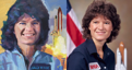 Astronaut Sally Ride, the first American woman in space, will get her own stamp