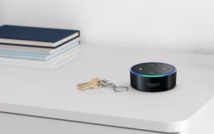 Amazon's Alexa-enabled Echo Dot