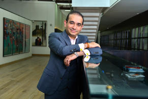 Diamantaire Nirav Modi
