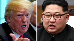 Donald Trump, Kim Jong-un posing for the camera: Trump on Kim Jong Un summit: 'It will happen!'