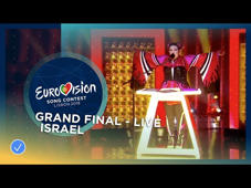 Netta represented Israel at the Grand Final of the 2018 Eurovision Song Contest with the song Toy. Read more about Netta here: https://spott.tv/topic/netta/PARTY_ROLE%7C8436d491-a12a-4de3-add0-2a55498b947b