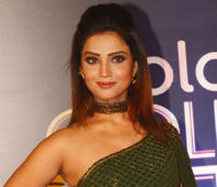 Adaa Khan gets emotional on Rajeev Khandelwal's show