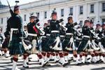 Military uniforms from around world