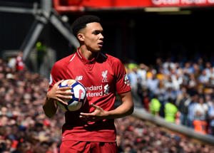 Trent Alexander-Arnold looks likely to get a spot in the squad