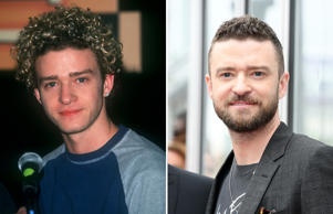 07/25/00 New York City 'NSYNC' unveils their new look-alike marionette dolls at FAO Schwarz toy store. Justin Timberlake. Photo by Evan Agostini/ImageDirect; HOLLYWOOD, CA - APRIL 30: Justin Timberlake ofNSYNC Honored With Star On The Hollywood Walk Of Fame on April 30, 2018 in Hollywood, California. (Photo by Steve Granitz/WireImage)
