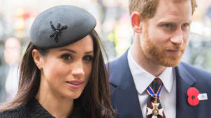 Meghan Markle, Prince Harry wearing a hat: Meghan Markle's Father to Undergo Heart Surgery, Won't Be Able to Attend Royal Wedding