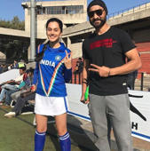Soorma first look: Taapsee Pannu as Harpreet