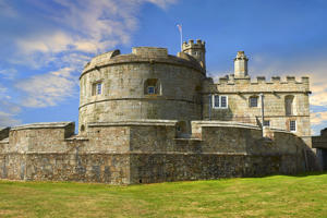 Pendennis Castle - provided by Shutterstock