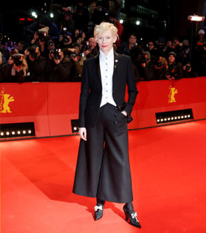 Actress Tilda Swinton is also part of the movie